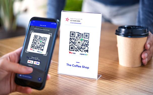 Napas lanza servicio de transferencia rapida de dinero mediante codigo QR hinh anh 2
