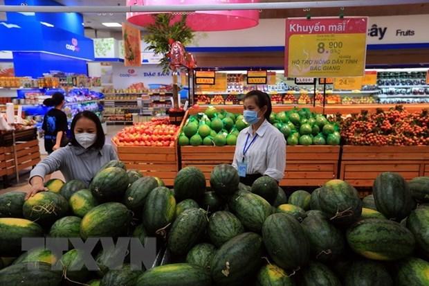 Resaltan competitividad de productos agricolas de Vietnam hinh anh 1