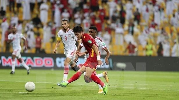 Vietnam accede a ultima ronda de clasificacion para Copa Mundial de futbol hinh anh 1