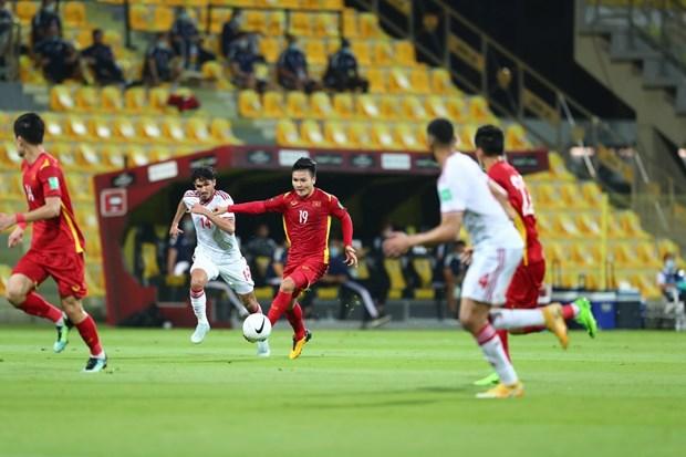 Vietnam accede a ultima ronda de clasificacion para Copa Mundial de futbol hinh anh 2