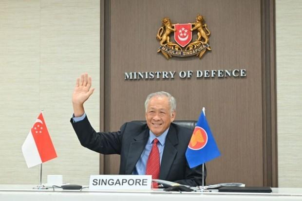 Establece la ASEAN nuevo centro de ciberseguridad en Singapur hinh anh 1