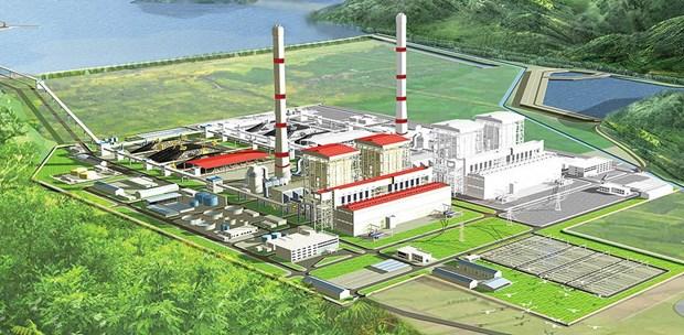 Firman contrato de mas de mil millones de dolares del proyecto de central termica en Vietnam hinh anh 1