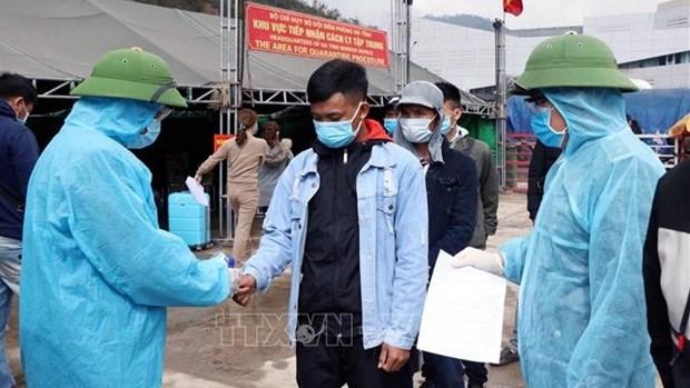 Vietnam suspende recepcion de ciudadanos a traves de paso fronterizo con Laos hinh anh 1