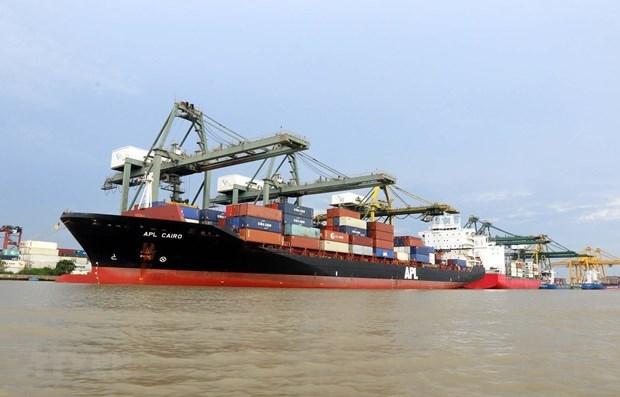Aumenta envio de mercancias vietnamitas en contenedores maritimos a pesar del COVID-19 hinh anh 1