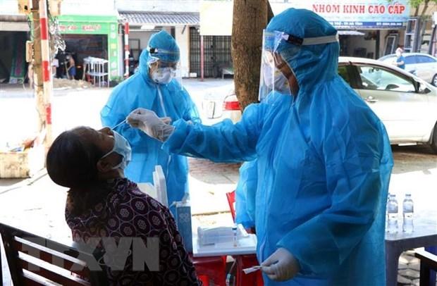 Vietnam registra 136 nuevos casos del coronavirus hinh anh 1