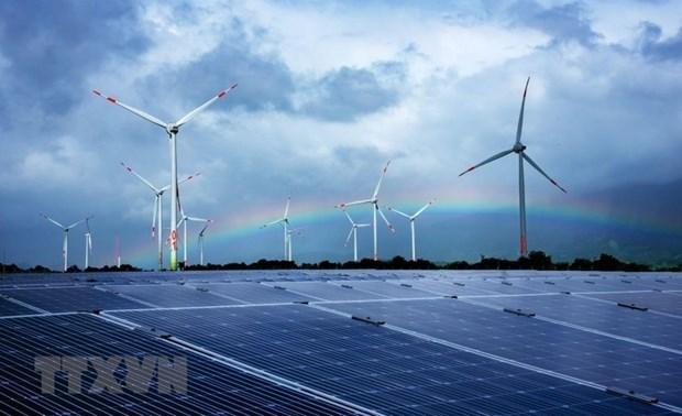 Mitsubishi construira planta de energia eolica en Laos para suministrar electricidad a Vietnam hinh anh 1