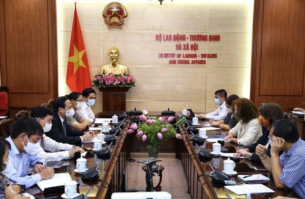 Vietnam por mantener asistencia del Banco Mundial a garantia de bienestar social hinh anh 1
