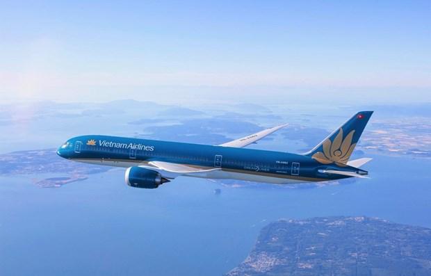 Vietnam Airlines obtiene permiso de vuelo a Canada antes de lo previsto hinh anh 1