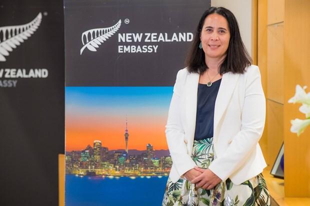 Destaca embajadora crecimiento de relaciones Vietnam-Nueva Zelanda hinh anh 2