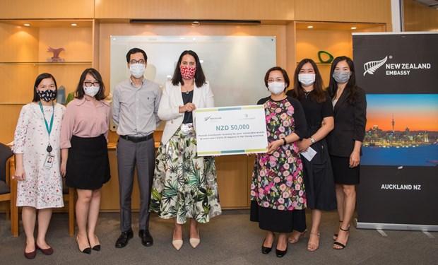 Destaca embajadora crecimiento de relaciones Vietnam-Nueva Zelanda hinh anh 1