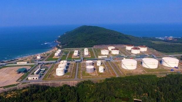 Empresas petroleras vietnamitas muestran senales positivas en primer trimestre hinh anh 1