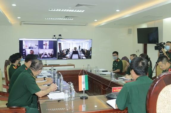 Vietnam e India amplian cooperacion en operaciones de paz de la ONU hinh anh 1