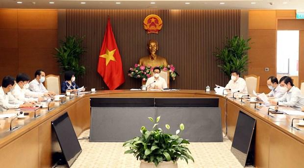 Piden a localidades vietnamitas responsabilizarse de la vacunacion hinh anh 1