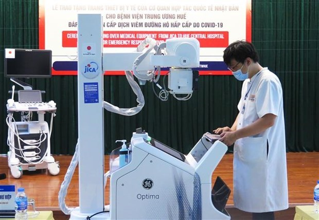 JICA continuara cooperando con Vietnam en salud y formacion de recursos humanos hinh anh 1