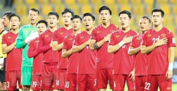 Vietnam presente en sexto bombo para el sorteo de la clasificacion final de Asia al Mundial de Qatar 2022 hinh anh 1