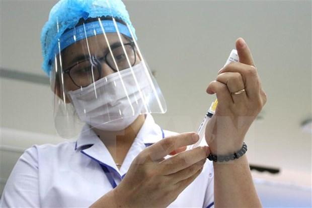 Vietnam reporta 112 nuevos casos del COVID-19 hinh anh 1