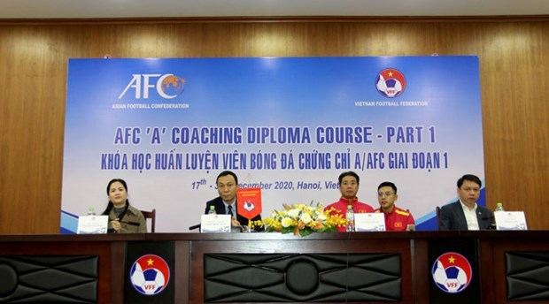 Federacion de Futbol de Vietnam reconocida como miembro de nivel A de AFC hinh anh 1