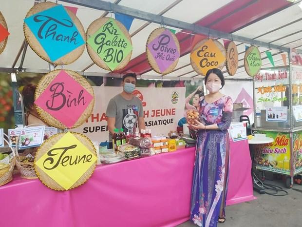 Celebran festival de gastronomia vietnamita en Paris hinh anh 1