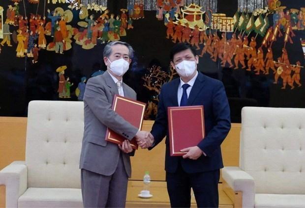 Vietnam recibe 500 mil dosis de vacuna Vero-Cell de Sinopharm hinh anh 2