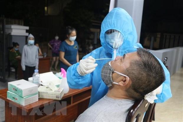 Vietnam reporta 139 casos nuevos del COVID-19 hinh anh 1