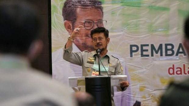 Seleccionada Indonesia como representante de Asia ante la FAO hinh anh 1