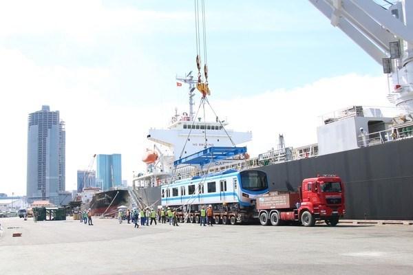 Ciudad Ho Chi Minh trabaja por mejorar infraestructuras de transporte hinh anh 1
