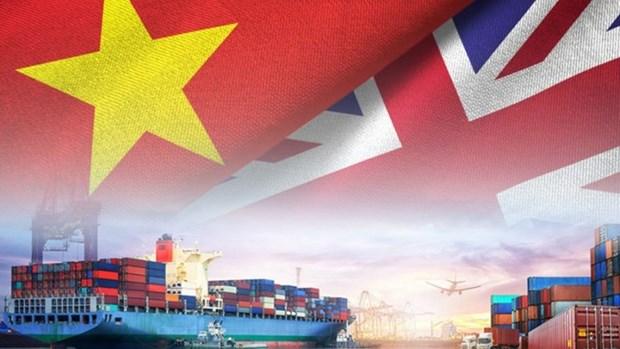 UKVFTA facilitara pronto el comercio entre Vietnam y Reino Unido hinh anh 1