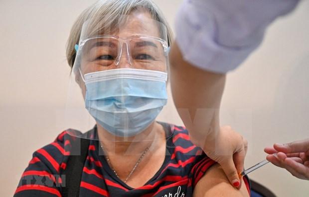 Malasia trabaja por lograr inmunidad comunitaria contra el COVID-19 hinh anh 1