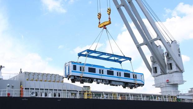 Ciudad Ho Chi Minh acelera instalacion de trenes urbanos hinh anh 1