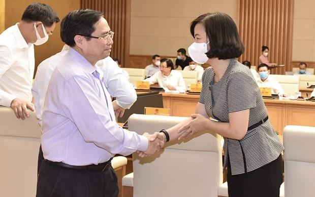 Premier de Vietnam enaltece desempeno de la prensa nacional hinh anh 2