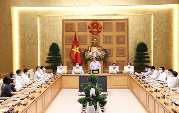 Premier de Vietnam enaltece desempeno de la prensa nacional hinh anh 1