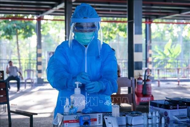 Reporta Vietnam 97 casos nuevos de COVID-19 hinh anh 1