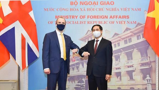 Vietnam y Reino Unido robustecen asociacion estrategica bilateral hinh anh 2