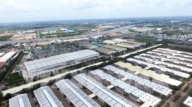 Provincia vietnamita de Long An pondra nuevos complejos industriales en funcionamiento hinh anh 1