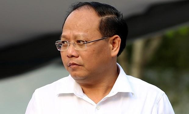 Emprenden proceso legal contra exfuncionarios de Ciudad Ho Chi Minh hinh anh 1