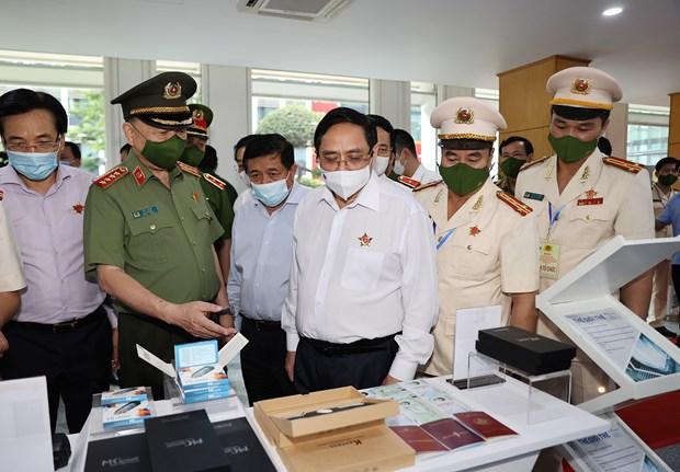 Base de datos sobre poblacion, avance en reforma administrativa de Vietnam hinh anh 2