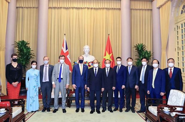 Exhortan a profundizar asociacion estrategica Vietnam- el Reino Unido hinh anh 2