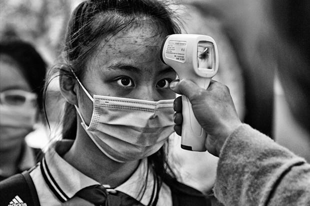 Reportero vietnamita gana titulo honorifico en concurso de Fotoperiodismo de Espana hinh anh 1