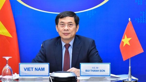 Participa Vietnam en conferencia de alto nivel sobre cooperacion de la Franja y la Ruta hinh anh 2
