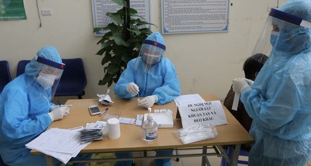 COVID-19: Vietnam amanece con 55 nuevos infectados hinh anh 1