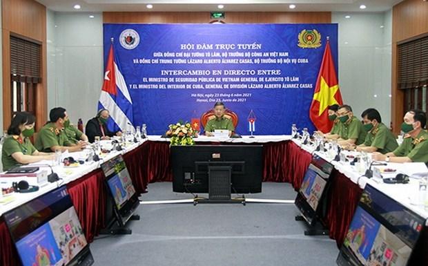 Destaca Vietnam exito de Cuba en vacunacion contra COVID-19 hinh anh 1