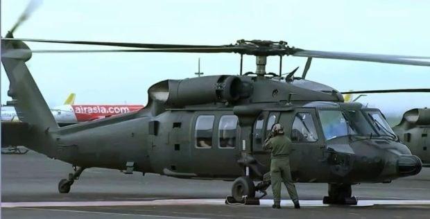 Seis muertos en siniestro de helicoptero militar en Filipinas hinh anh 1