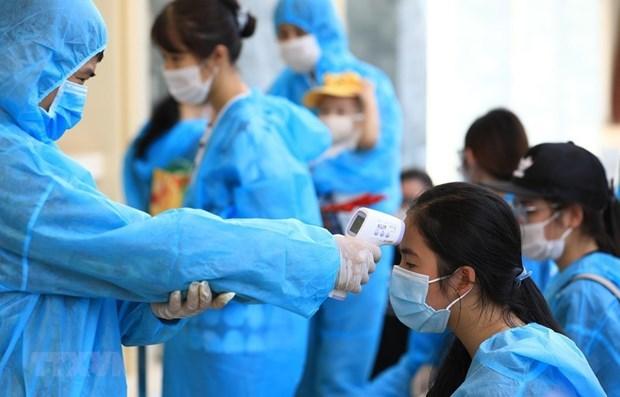 Comunidad internacional reconoce resultados de Vietnam en lucha contra el COVID-19 hinh anh 1