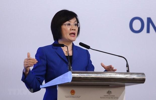 Reunion Asia-Europa desempena papel importante en diplomacia multilateral de Vietnam hinh anh 1