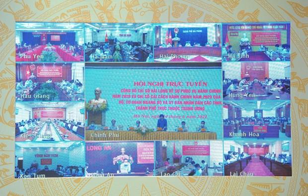 Provincia de Quang Ninh encabeza el Indice de Reforma Administrativa de Vietnam hinh anh 2
