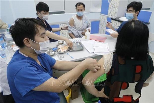 Vietnam confirma 116 nuevos casos del coronavirus hinh anh 1
