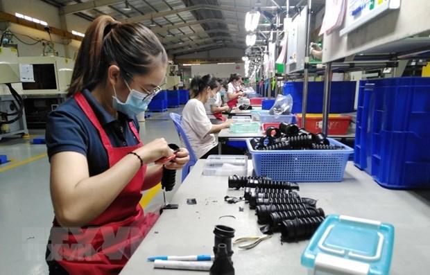 Empresas japonesas en Vietnam apoyan fondo de vacunas contra el COVID-19 hinh anh 1