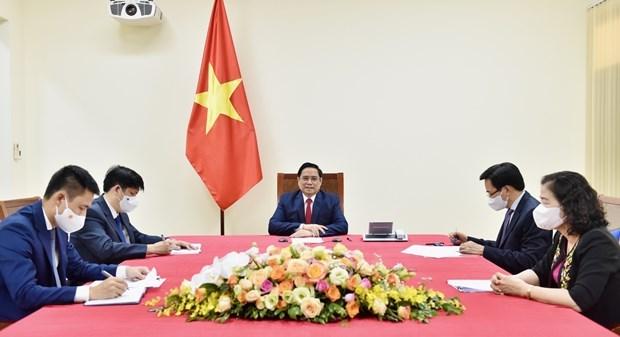OMS se compromete a apoyar a Vietnam en garantia de salud publica frente al COVID-19 hinh anh 1