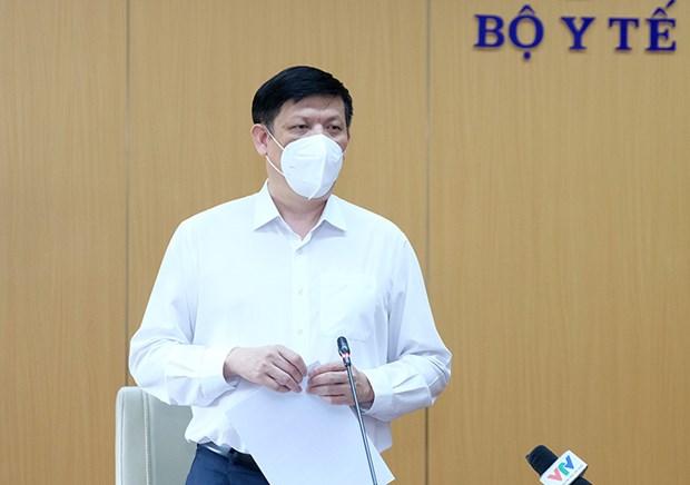 Establecen Comite Directivo para campana vietnamita de vacunacion contra el COVID-19 hinh anh 1