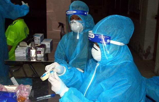 Vietnam registra 102 casos nuevos del COVID-19 hinh anh 1